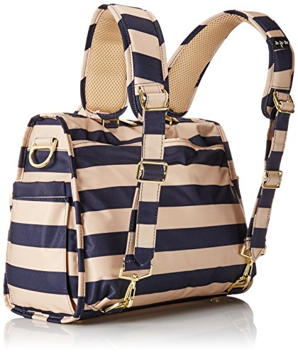 Ju-Ju-Be-Nautical-Legacy-Collection-BFF-Convertible-Diaper-Bag-The-First-Mate-0-0